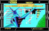 After Burner II DOS High Scores (EGA)