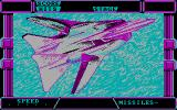 After Burner II DOS Plane (CGA)