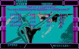 After Burner II DOS High Score (CGA)