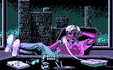 Altered Destiny DOS At office (CGA)