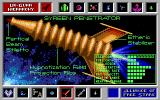 Star Control DOS The not-at-all suggestive Syreen Penetrator (EGA/Tandy)