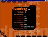 Beat The Dragon Windows This is the help screen that explains the game's scoring system.
