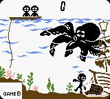 Game & Watch Gallery Game Boy Classic Octopus