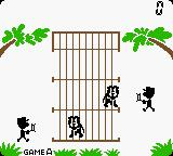 Game & Watch Gallery 3 Game Boy Color Lion (Unlockable)