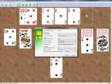 BVS Solitaire Collection Windows The rules of each game can be modified and saved as a new game.