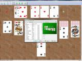 BVS Solitaire Collection Windows This is the game selection screen where games are grouped by type