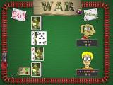 Cards for Kids Windows A game d WAR in progress
