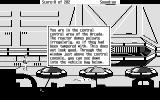 Space Quest: Chapter I - The Sarien Encounter Atari ST Reactor  (Monochrome)