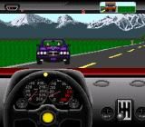 The Duel: Test Drive II SNES WTF?! My F40 is stuck and I can't move it! I tried moving left and right and accelerating and, FAIL!!!