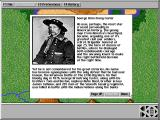 Custer's Last Command DOS George Armstrong Custer's profile