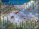 The Settlers II: Gold Edition DOS Builds in snow