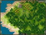 The Settlers II: Veni, Vidi, Vici DOS In the forest