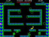 Bubble Bobble ZX Spectrum Life lost