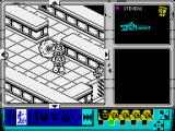 Space Crusade ZX Spectrum I lost one marine
