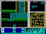 Space Crusade ZX Spectrum Move points