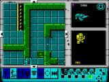 Space Crusade ZX Spectrum Orc