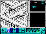 Space Crusade ZX Spectrum Hand-to-hand combat