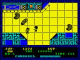 Alien Syndrome ZX Spectrum Save a friend