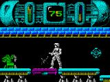 Trantor the Last Stormtrooper ZX Spectrum Find the lift...