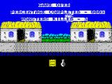 Outcast ZX Spectrum Game Over