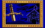 Arthur: The Quest for Excalibur DOS Story (EGA)