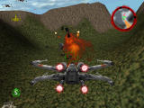 Star Wars: Rogue Squadron 3D Windows Destroy AT-ST
