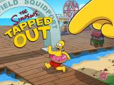 The Simpsons: Tapped Out iPad Splash screen v4.3.0