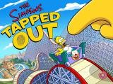 The Simpsons: Tapped Out iPad Splash screen v4.4.0