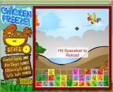 Chicken Freeze! Windows The player does not get unlimited ammunition and has to reload