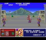 Operation Thunderbolt SNES Enemies to kill