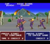 Operation Thunderbolt SNES Explosion