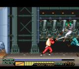 The Ninja Warriors SNES Slash!