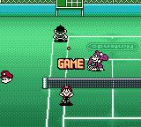 Mario Tennis Game Boy Color Game.