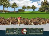 Golf Pro 2000 Downunder DOS Kangaroos bounding across the course. Yup! We're definitely in Australia.