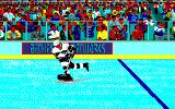 Wayne Gretzky Hockey 2 DOS Animated intro