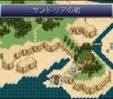 Ys V: Ushinawareta Suna no Miyako Kefin SNES You can view this map at any time to see where you are