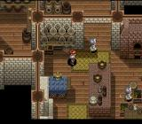 Ys V: Ushinawareta Suna no Miyako Kefin SNES Detailed kitchen with all sorts of utensils
