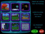 Pajama Sam 2: Thunder and Lightning aren't so Frightening Windows The credits screen (1)