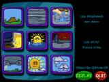 Pajama Sam 2: Thunder and Lightning aren't so Frightening Windows The credits screen (2)