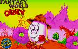 Little Puff in Dragonland Atari ST Loading picture