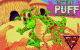 Little Puff in Dragonland Atari ST Title picture
