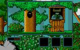 Little Puff in Dragonland Atari ST Pass required to continue here