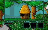 Little Puff in Dragonland Atari ST Nothing of interest in this screen
