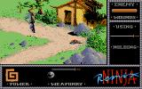 The Last Ninja Atari ST Leaving another screen