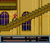 Cyborg 009 SEGA CD First stage