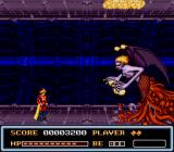 Cyborg 009 SEGA CD The first boss
