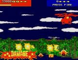 Line of Fire Atari ST Helicopter massacre