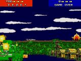 Line of Fire Atari ST Final impressions of the jungle