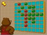 Fatty Bear's FunPack DOS Reversi game