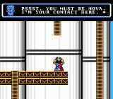 Power Blade NES Contacted an agent